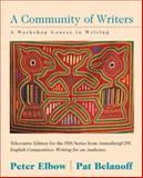 Community of Writers, Telecourse Version, with Webwrite, Elbow, Peter and Belanoff, Patricia, 0072522305