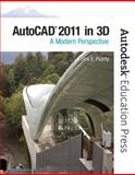 AutoCAD 2011 In 3D : A Modern Perspective, Puerta, Frank and Autodesk Staff, 0135122309