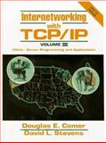 Internetworking with TCP/IP : Client-Server Programming and Applications: AT and TLI Version, Cower, Douglas E. and Stevens, David L., 0134742303