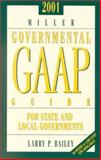 2001 Miller Governmental GAAP Guide 9780156072304