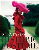 Survey of Historic Costume + Study Guide Supplement, Phyllis G. Tortora, Keith Eubank, 1609012305