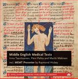 Middle English Medical Texts, Taavitsainen, Irma, 902723230X