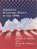 American Economic Policy in the 1990s, , 0262062305