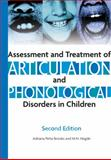 Assessment and Treatment of Articulation and Phonological Disorders in Children, Peña-Brooks, Adriana and Hegde, M. N., 1416402306