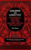 Goldoni As Literature 9780820412306