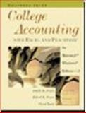 College Accounting with Excel and Peachtree for Microsoft Windows Release 5.0 : Judith M. Peters, Robert M. Peters, Carol Yacht, Peters, Judith M., 0395932300