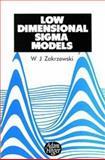 Low Dimensional Sigma Models, W. J. Zakrzewski, 0852742312