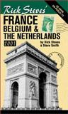 Rick Steves' France, Belgium and the Netherlands 2001, Steves, Rick, 1566912318