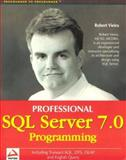 Professional SQL Server 7 Programming, Vieira, Rob, 1861002319