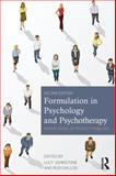 Formulation in Psychology and Psychotherapy : Making Sense of People's Problems, , 0415682312