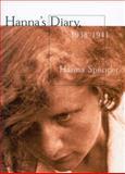 Hanna's Diary, 1938-1941 9780773522312