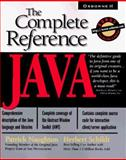 Java the Complete Reference, Naughton, Patrick and Schildt, Herbert, 0078822319