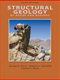 Structural Geology of Rocks and Regions 3rd Edition