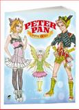Peter Pan Paper Dolls, Charlotte Whatley, 0486482316