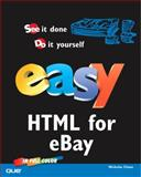 Easy HTML for EBay, Nicholas Chase, 0789732319