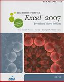 New Perspectives on Microsoft Office Excel 2007, Brief, Premium Video Edition (Book Only), Parsons, June Jamrich, 111182231X