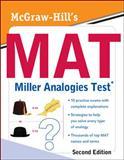 MAT Miller Analogies Test, Zahler, Kathy, 0071702318