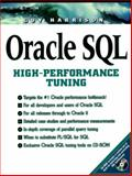 Oracle SQL : High-Performance Tuning, Harrison, Guy, 0136142311