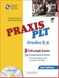 Praxis II PLT, Davis, Anita Price and Research and Education Association Staff, 0738602310