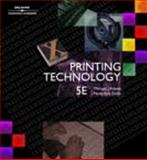 Printing Technology, Adams, J. Michael and Dolin, Penny Ann, 076682232X