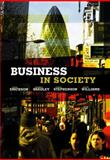 Business in Society, Erickson, Mark and Bradley, Harriet, 0745642322