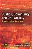 Justice, Community and Civil Society : A Contested Terrain, , 1843922320