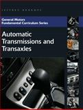Automatic Transmissions and Transaxles, Halderman, James D., 0131582321