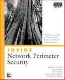 Inside Network Perimeter Security, Karen Frederick and Scott Winters, 0735712328