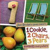 1 Cookie, 2 Chairs, 3 Pears, Jane Brocket, 1467702323
