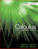 Calculus : Early Transcendental Functions, Smith, Robert T. and Minton, Roland B., 0073532320