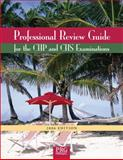 Professional Review Guide for the CHP and CHS Examinations, 2006 Edition, Schnering, Patricia and Sayles, Nanette, 1932152326