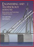 Engineering and Technology, 1650-1750, Martin Jensen, 0486422321