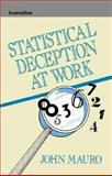 Statistical Deception at Work 9780805812329