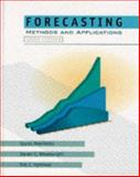 Forecasting : Methods and Applications, Makridakis, Spyros G. and Wheelwright, Steven C., 0471532339