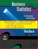 (WCS)Business Stats BRV, Black, Ken, 0471752339