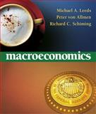 Macroeconomics MyEconLab Homework Edition plus Themes of the Times Booklet, Leeds, Michael A. and von Allmen, Peter, 0321492331