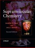 Supramolecular Chemistry, Jonathan W. Steed and Jerry L. Atwood, 0470512334