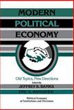 Modern Political Economy 9780521472333