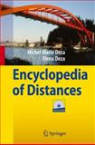 Encyclopedia of Distances, Deza, Michel Marie and Deza, Elena, 3642002331