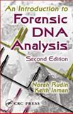 Introduction to Forensic DNA Analysis, Rudin, Norah and Inman, Keith, 0849302331