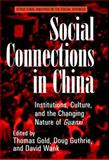 Social Connections in China 9780521812337