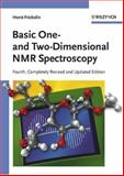 Basic One- and Two-Dimensional NMR Spectroscopy, Friebolin, Horst, 3527312331