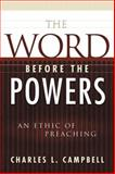 The Word Before the Powers 9780664222338