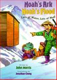 Noah's Ark, Noah's Flood, John Morris, 0890512345