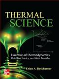 Thermal Science, Baskharone, Erian A., 0071772340