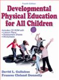 Developmental Physical Education for All Children Package, Gallahue, David and Gallahue, David L., 0736062343