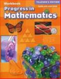 Progress in Mathematics 2006, William H. Sadlier Staff, 0821582348