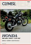 Honda 400-450cc, 1978-1987, Clymer Publications Staff, 0892872349