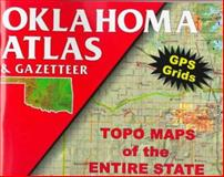 Oklahoma Atlas and Gazetteer, DeLorme Map Staff, 089933234X