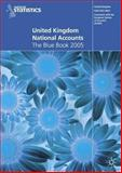 United Kingdom National Accounts : The Blue Book 2005, Office for National Statistics Staff, 1403992347
